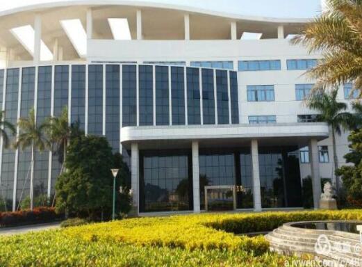 广东平海发电厂办公大楼